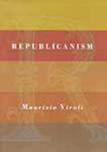 Republicanism por Maurizio Viroli
