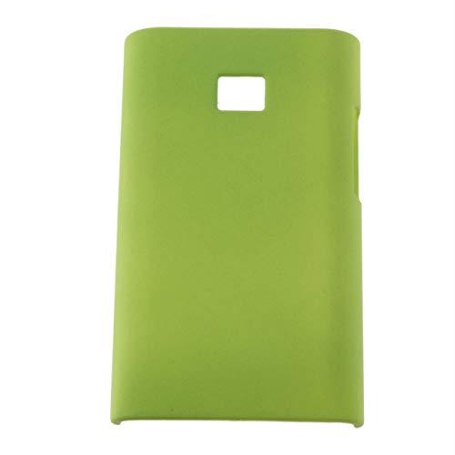 Prima05Sally Harte rückseitige Abdeckung Fall für LG E400 Optimus L3 exquisit langlebig