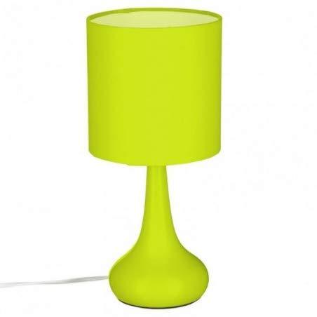 Lampe de Chevet Tactile - Coloris Vert Anis