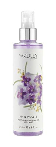 Yardley London aprile Violette Fragrance Mist 200ml