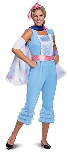 Kostüm Bo Peep Erwachsene Für Little - Disguise Women's Bo Peep New Look Deluxe Adult Costume