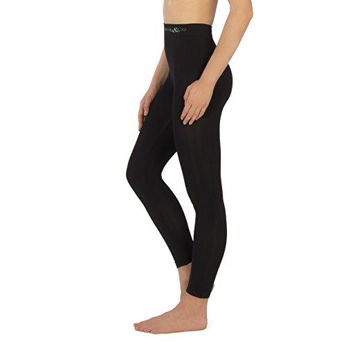 Legging Sportivo con fibra EMANA che attiva il microcircolo snellisce per gambe pesanti tonificante