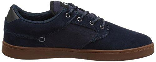 DVS Apparel Quentin, Chaussures de Skateboard Homme Blau