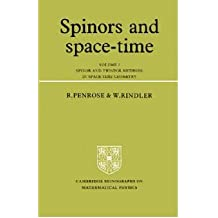 [ [ Spinors and Space-Time: Volume 2, Spinor and Twistor Methods in Space-Time Geometry ] ] By Rindler, Wolfgang ( Author ) Apr - 1988 [ Paperback ]