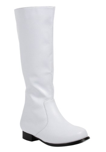 Kostüm Kid Stormtrooper - Boys White Fancy dress costume Boots Large (2-3)