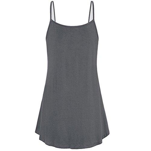 Kimodo T Shirt Bluse Damen Weste Tank Top Crop Sommer Lose Freizeithemd Große Größe Mode 2018 - 2