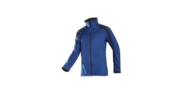Large Navy//Black SIOEN 9834A2TU2201L Piemonte Softshell Jacket