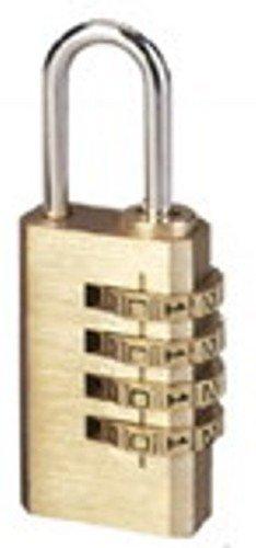 Zahlenschlösser mit Stahlbügel 25 mm Paket 2 Stück