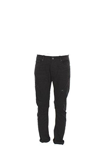 Jeans Uomo Imperial 44 Nero P372mshc05 Autunno Inverno 2016/17
