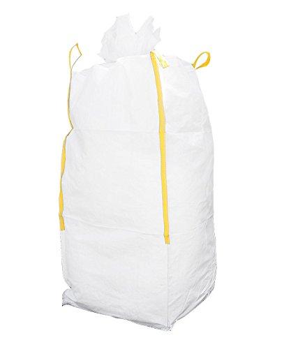 Preisvergleich Produktbild Desabag 1.2002 Big Bag 90x90x165cm,  UU,  SG,  1000kg Weiss