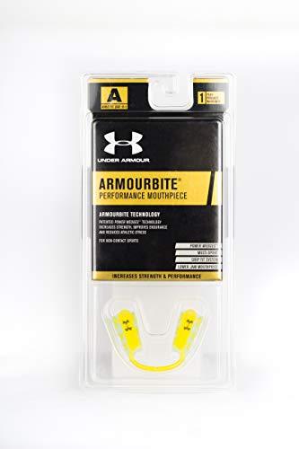 Under Armour Knirschschiene ArmourBite Mouthpiece Aufbissschiene Zahnschiene für Sport und gegen Zähneknirschen