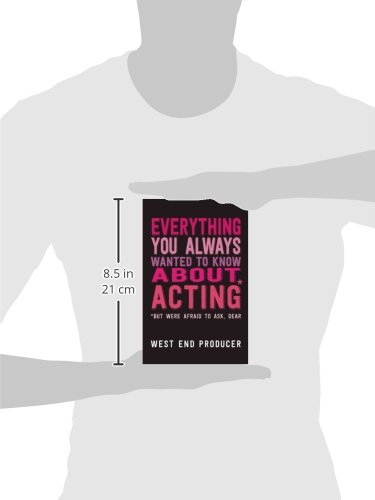 Everything you always wanted to know about acting, but were afraid to ask, dear