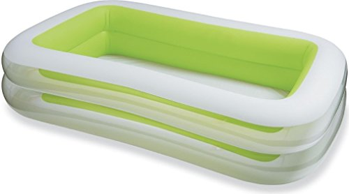 Intex Swim Center Family Inflatable Pool 262 x 175 x 56 cm