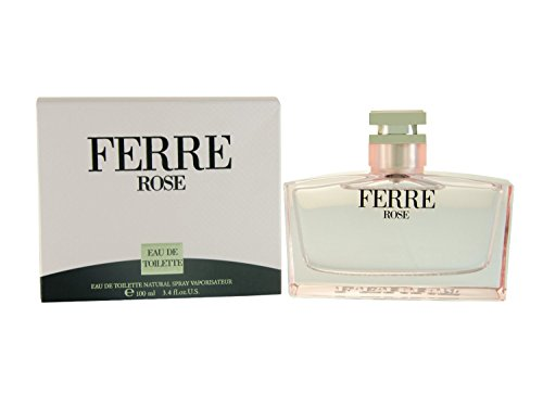 Gianfranco Ferré Ferré Rose Eau de Toilette Spray 100 ml