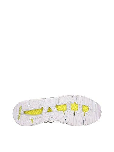 1599000120006 Diadora Heritage Sneakers Herren Stoff Weiß Weiß