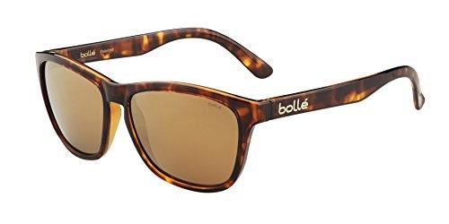 bollé Sonnenbrille 473, Shiny Tortoise/Polarized Oleo AR, 12067