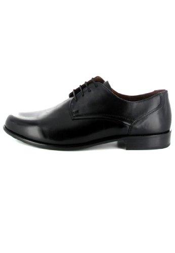 Manz 162093-05, Chaussures de Ville Homme Noir - Noir