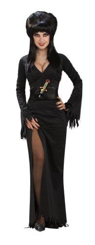 Rubie's Kostüm Elvira Herrscherin der Dunkelheit