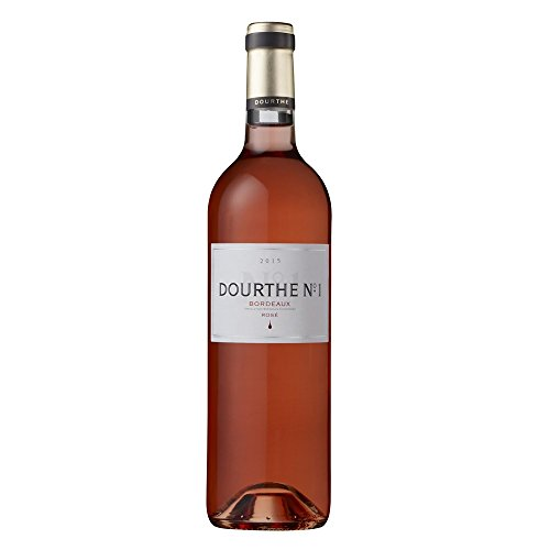 Sin Dourthe 1 Burdeos Rosé 2015 - Bouteille (75 Cl)
