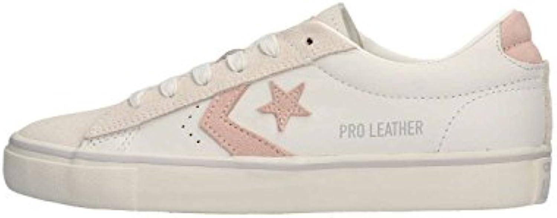 Converse Vulc Ox - - - scarpe da ginnastica Basse Bianco rosa | Prezzi Ridotti  | Uomo/Donne Scarpa  7179e4