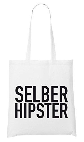 Selber Hipster Bag White Certified Freak
