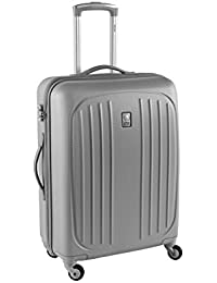 Delsey-Valise-Trolley Rigide Hydre 55 cm Argent