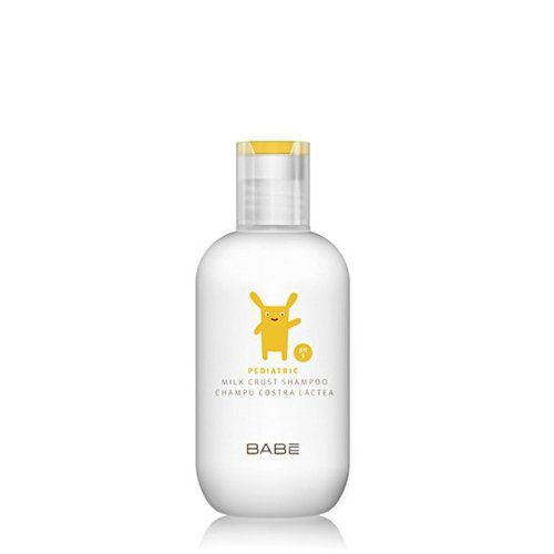 Laboratorios Babe 200 ml Pediatric Milk Crust Cradle Cap Shampoo (Shampoo Cradle Cap)