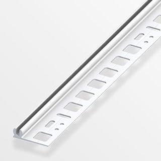 Alfer ® Träger-Profil alfer®-fix Weiß