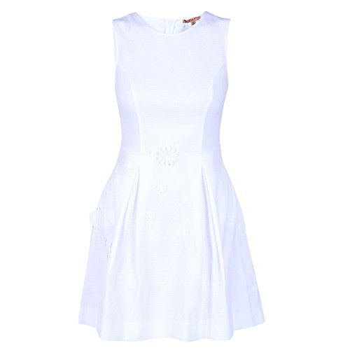 ermanno-scervino-femme-sd4261d6577c005-blanc-coton-robe