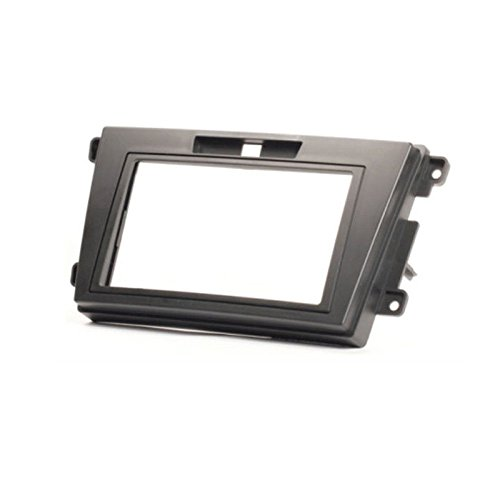 CARAV - 08-007 - Double DIN Radio stéréo adaptateur DVD Dash entourée d'installation Kit de garniture pour Mazda CX-7 Façade d'autoradio/Façade d'autoradio avec 173 * * * * * * * * 98 mm
