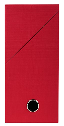 exacompta-89425e-boite-transfert-toile-12-cm-rouge