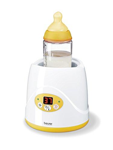 Beurer BY 52 Babykost- und Fläschchenwärmer, mit Warmhaltefunktion, LED-Display