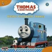 01/Thomas Lokomotive-Kleiner Fr [Musikkassette]