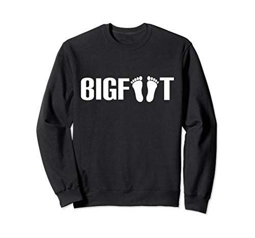 Bigfoot Halloween Kostüm - Bigfoot Sasquatch Lazy Halloween Kostüm lustig Sweatshirt