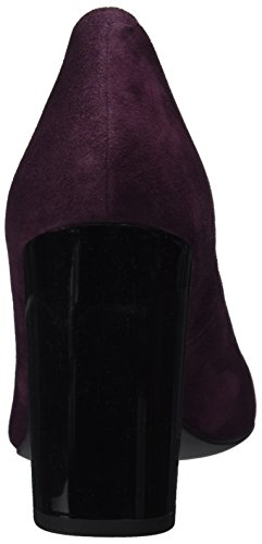 Geox Damen D Audalies High A Pumps Violett (Prune)