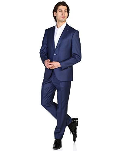 69146b6d902b7 Morven-Slim Fit Takim Elbise Mavi-52 Fiyatları, Özellikleri ve ...