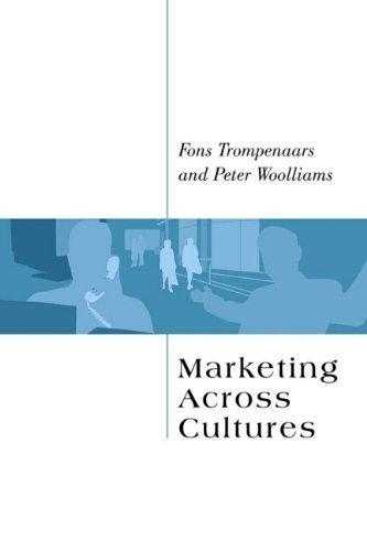 Marketing Across Cultures by Fons Trompenaars (2004-09-24)