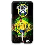 Case Carcasa Samsung Galaxy Grand Prime Foot - - Neymar Brésil noir -