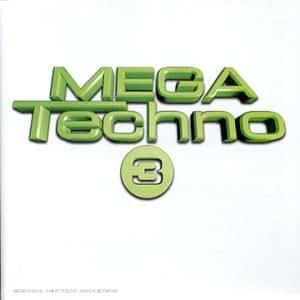 Mega Techno Vol. 3 [Import anglais]