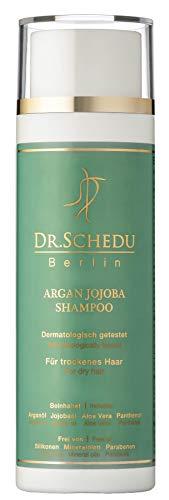 Dr. Schedu Berlin Champú Argán Jojoba 200 ml, cabello