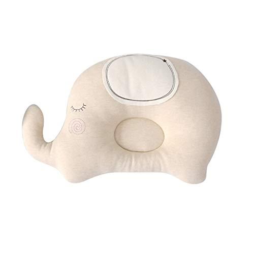 Shuihua Almohada para bebé Anti-Head Styling Pillow Corrección Neonatal Almohada para el...