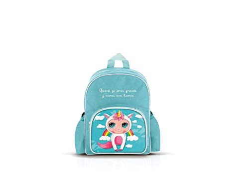 Petit sac à dos avec poches : Quand je serai grande,...