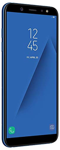 Samsung Galaxy A6 (Blue, 4GB RAM, 32GB)