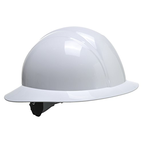 Portwest PS52WHR Helm Full Brim Future, Weiß, 52-63