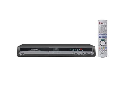 Panasonic DMR-EH 65 EC-K  DVD- und Festplatten-Rekorder 250 GB (HDMI-Ausgang) schwarz