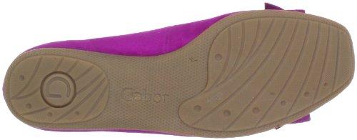 Gabor Shoes Gabor Comfort 6265231, Ballerine donna Rosa (Pink (fuxia))