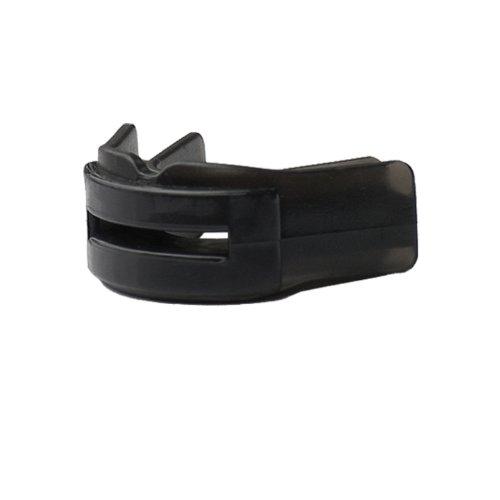 Brain-Pad - Protector bucal/de la articulación mandibular, canal doble, para jóvenes