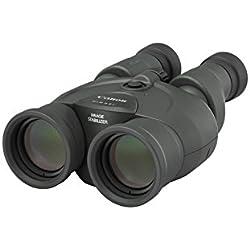 Canon 12x36 IS III Binocolo 12x, Nero [Versione Canon Pass Italia]