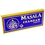 Aargee Räucherstäbchen Masala Chandan, Bunt, 100 g