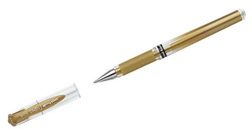 Uni-Ball, Signo UM-153, penna a sfera gel 1 pezzo Gold